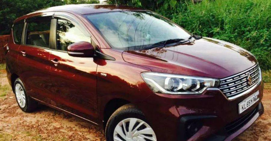 5 latest-generation used Maruti Suzuki Ertiga MPVs selling cheaper than new
