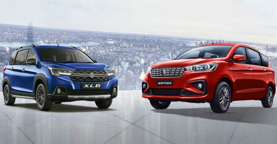 Maruti Ertiga Xl6 Featured