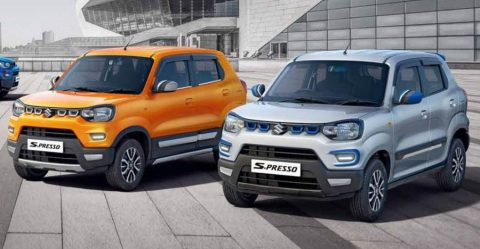 Maruti S Presso Accessories Featured