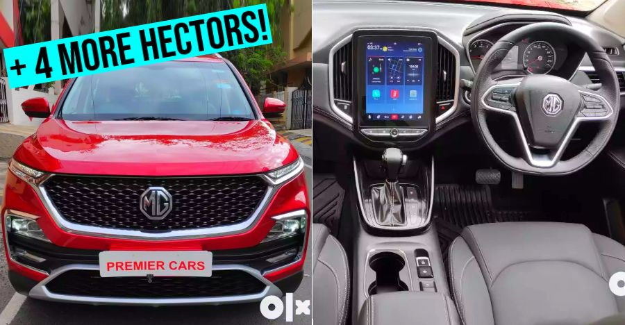 Mg Hector Used Featured 2