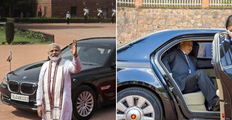 Modi Xi Jinping Cars Featured