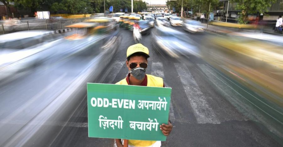 Odd-Even scheme to be implemented from 4th November: Delhi HC dismisses PIL challenging it