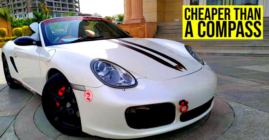 Porsche Boxster Used Featured