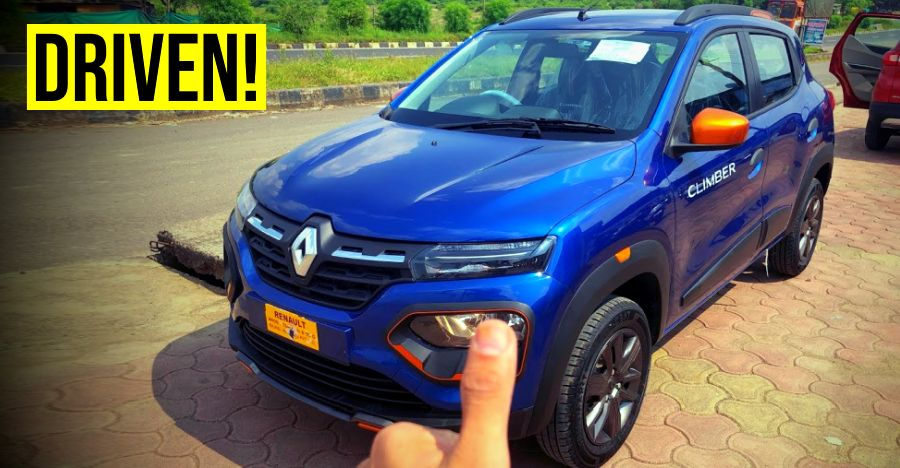Renault Kwid Climber Driven Featured