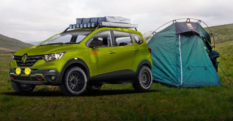 Renault Triber Expedition Render Featured