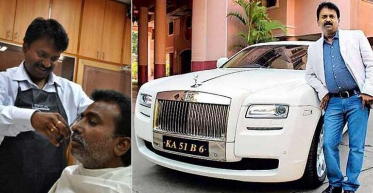 Rolls Royce Barber Featured