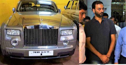 Rolls Royce Seized Featured