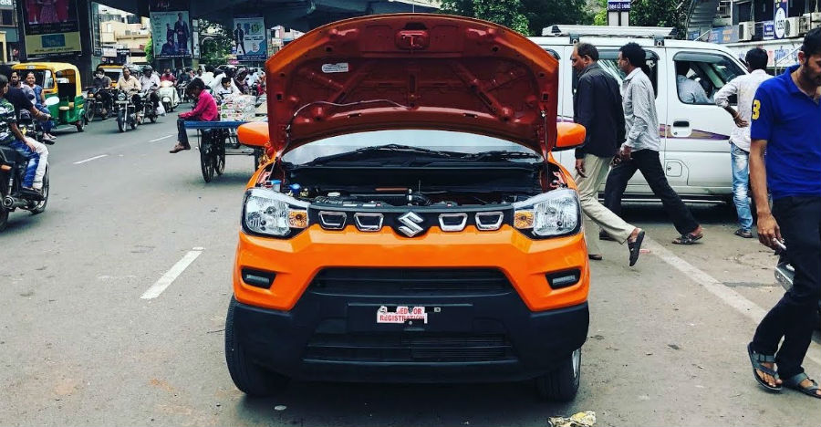 Maruti Suzuki S-Presso CNG: India's first car here [Video]
