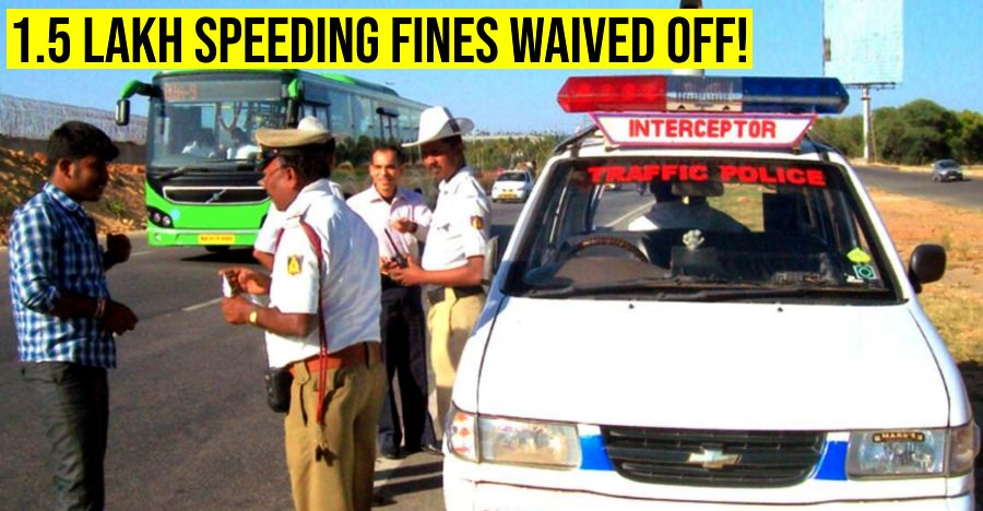 Speeding Fines Delhi Featured