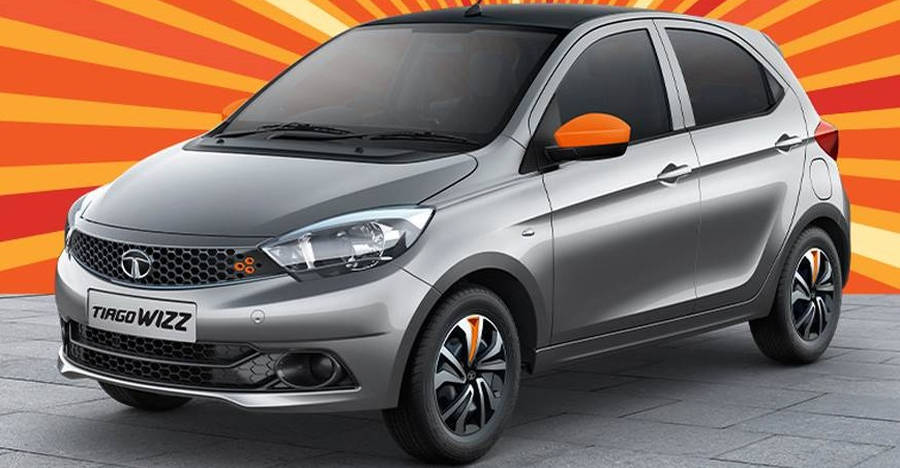 Tata Tiago Wizz special edition hatchback launched in India