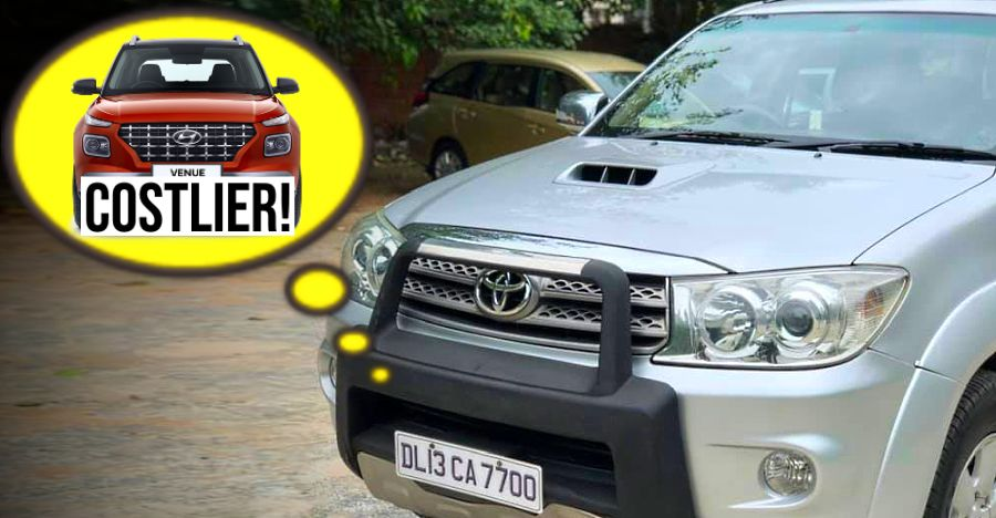 Toyota Fortuner Used Featured 2