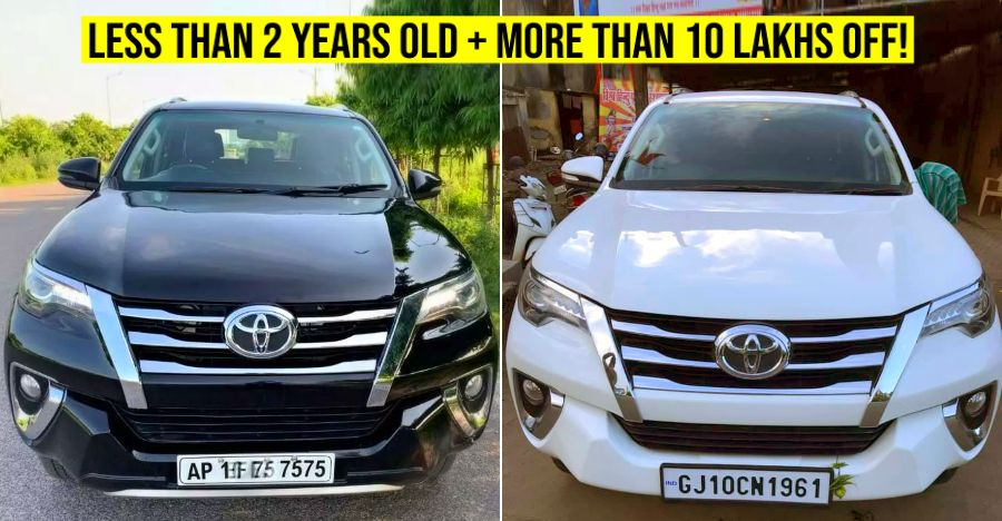 Toyota Fortuner Used Featured 3