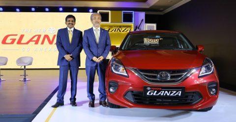 Toyota Glanza Featured