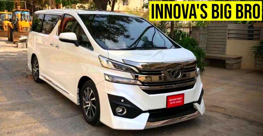 Toyota Vellfire Featured 1