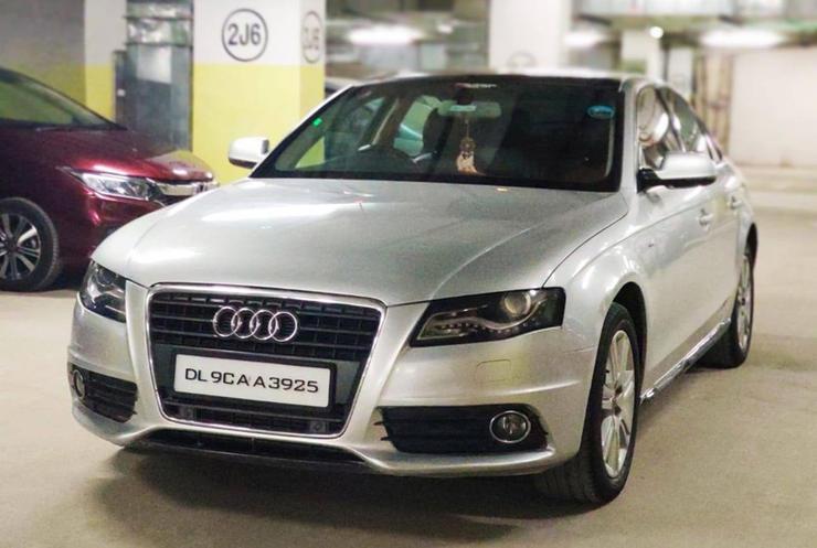 Used Audi A4 1
