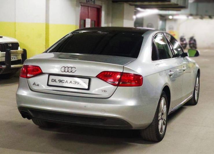 Used Audi A4 2