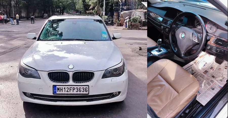 `used Bmw 5 Series Featured
