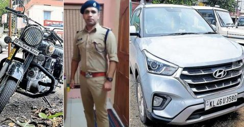 Vipin Ips Car Scam Featured