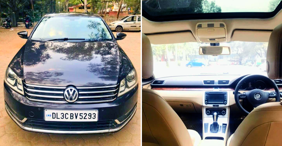 Well-maintained, used Volkswagen Passat for sale: Cheaper than a Maruti WagonR