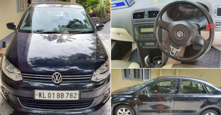 Volkswagen Vento Dsg Featured
