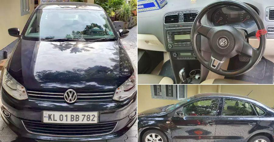 Volkswagen Vento Dsg Featured