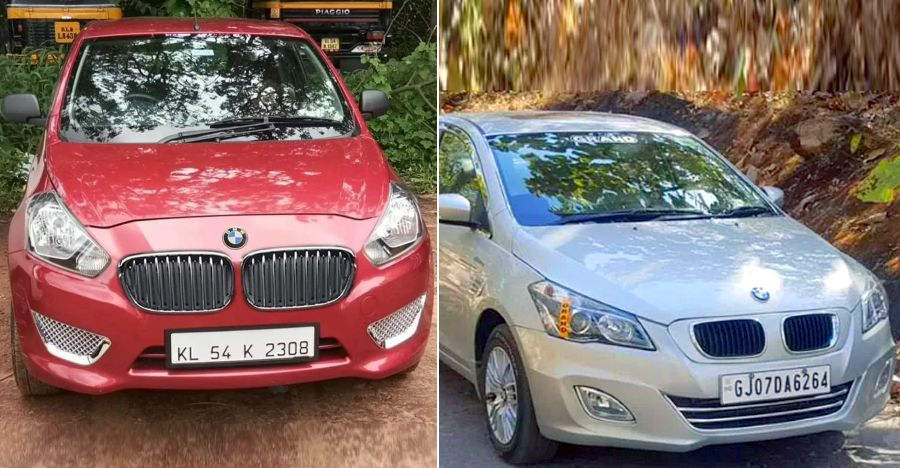 5 WANNABE BMW cars from across India: From Maruti Ciaz to Datsun Go