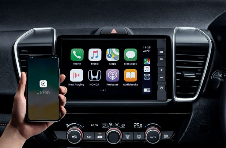 2020 Honda City Sedan 12