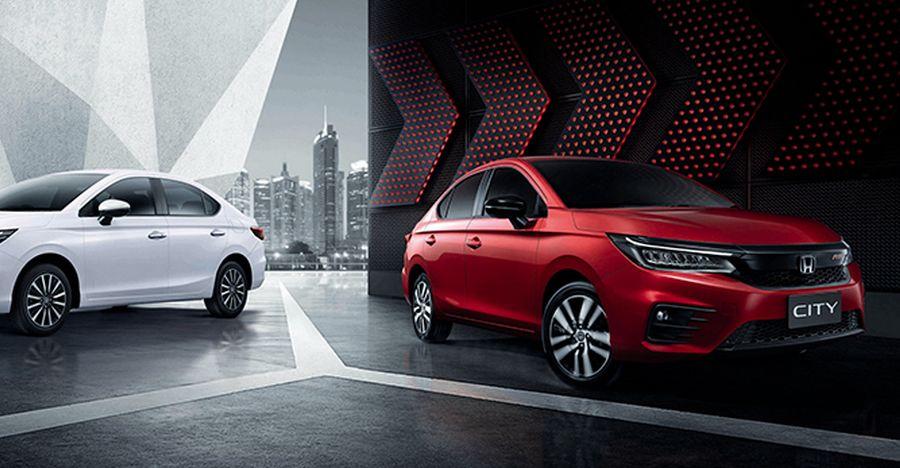 2020 Honda City Sedan Featured
