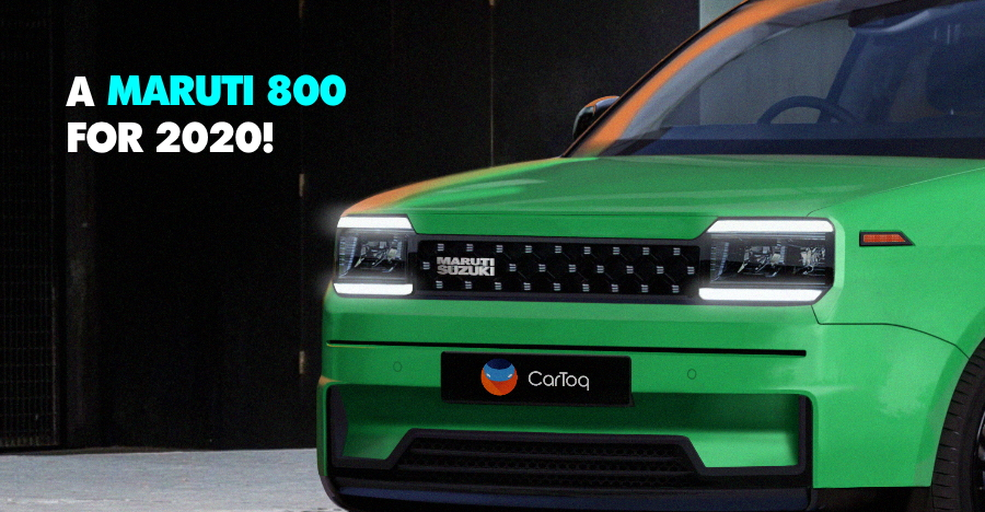What if Maruti made the 800 today!