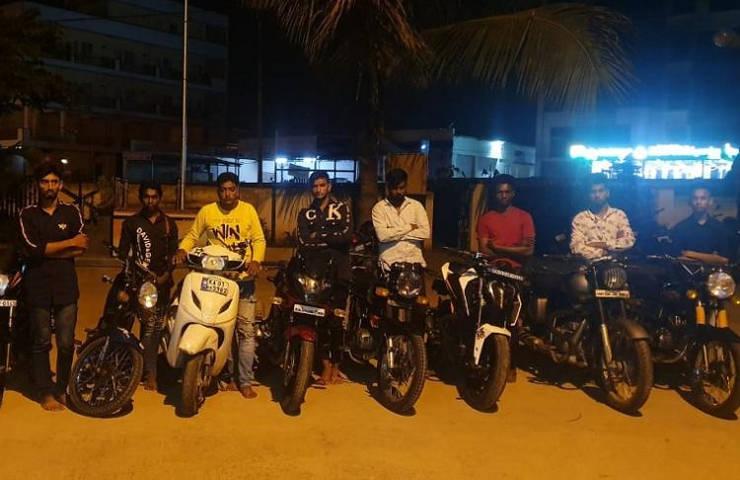 Bengaluru Youth Wheelie
