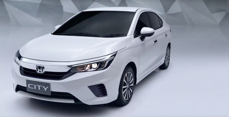 All-new fifth-generation Honda City officially REVEALED: India launch next year