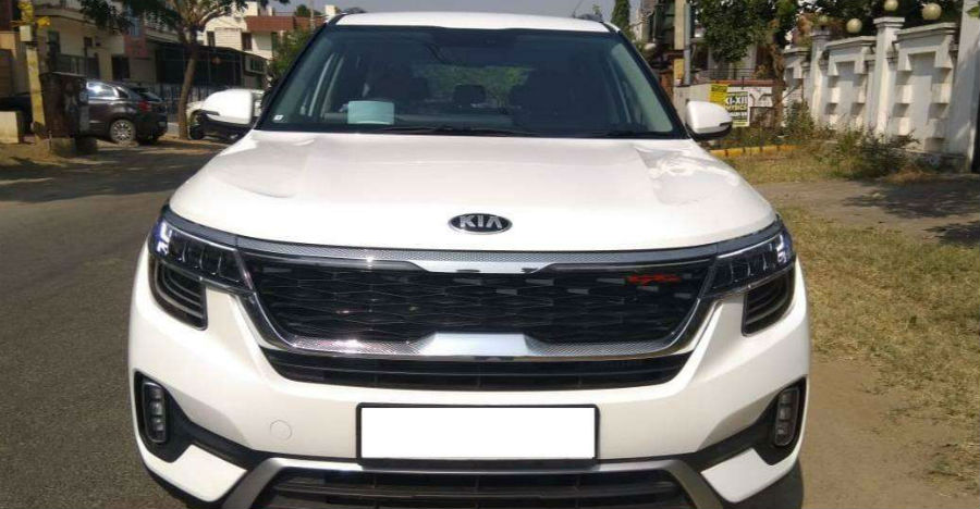 Almost-new, used Kia Seltos for sale: Skip the waiting period