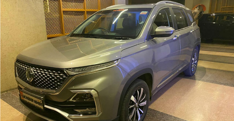 Almost-new, used MG Hector for sale: CHEAPER than new & no waiting period