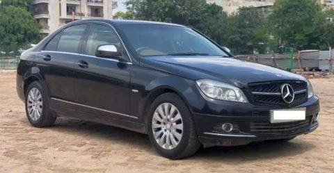 Mercedes Benz C Class Used Featured