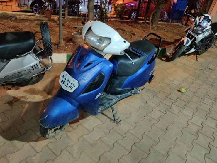 Suzuki Access 1