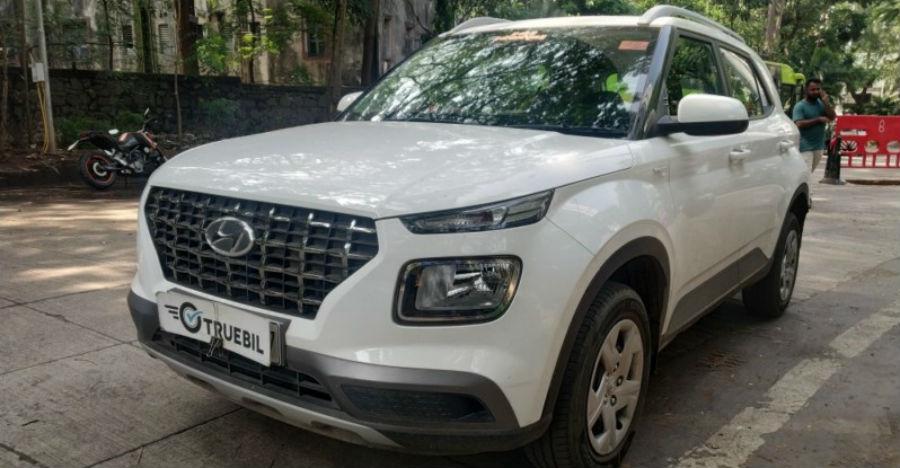 Almost-new used Hyundai Venue for sale: CHEAPER than new
