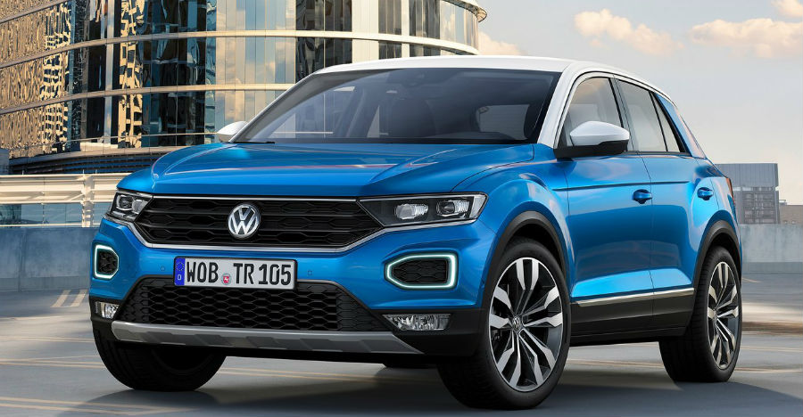 Volkswagen T Roc 2018 1280 03