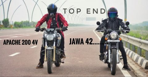 Apache Vs Jawa Drag Race Featured