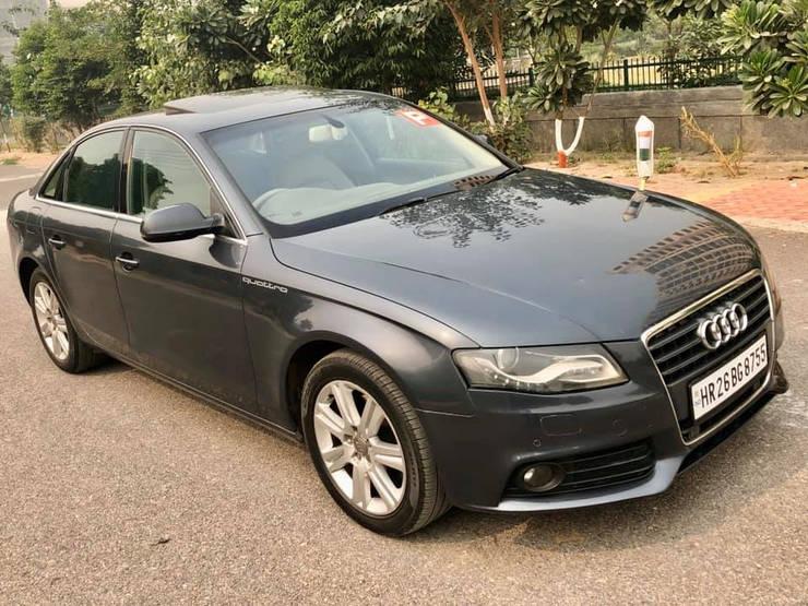Audi A4 Used 4