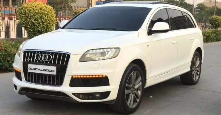 Audi Q7 Used Featured