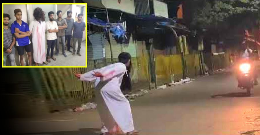 Bangalore Youth Ghost Prank Featured