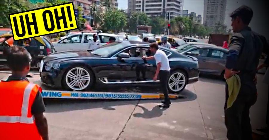 Bentley Breakdown Feature