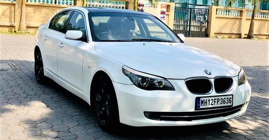 Well-kept, used BMW 5-series selling for less than a new Maruti Dzire