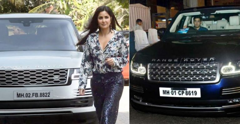 Famous Range Rover Owners Featured