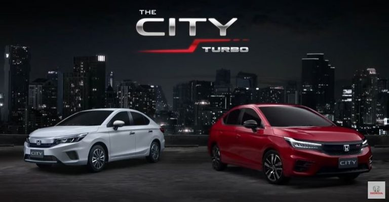Honda City 2020 Featured