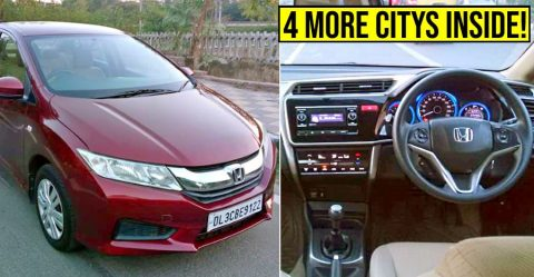 Honda City Used Featured 2