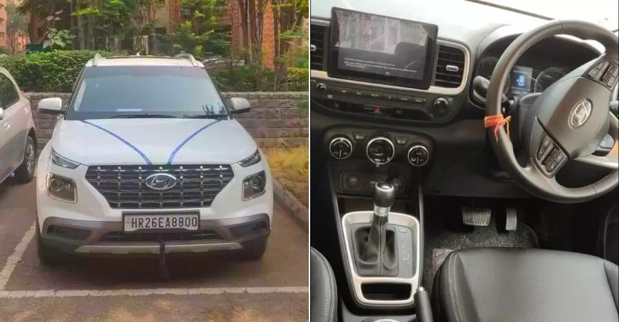 3 almost new, used Hyundai Venue sub-4 meter mini SUVs selling for less than new