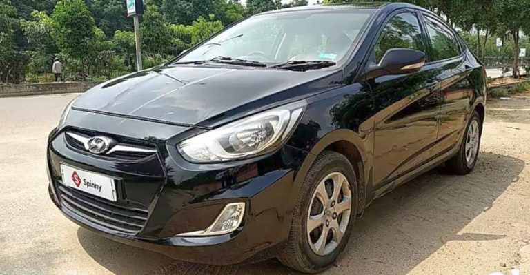 Hyundai Verna Used Featured 1