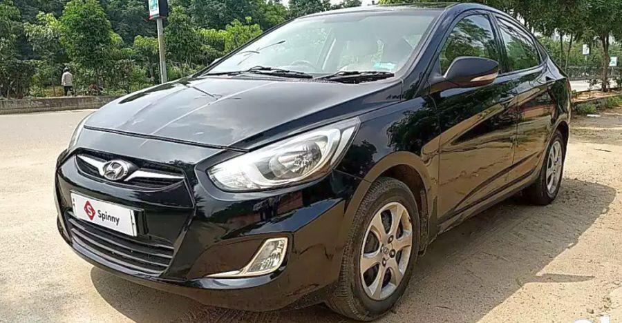 5 used Hyundai Verna sedans that are CHEAPER than a new Santro