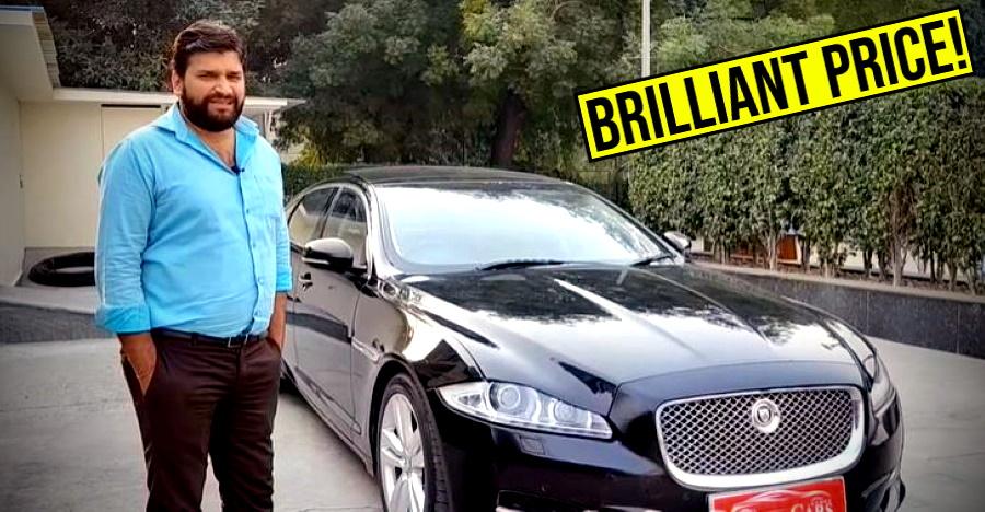 5000cc, used Jaguar XJ-L for sale: Cheaper than a new Toyota Corolla Altis [Video]